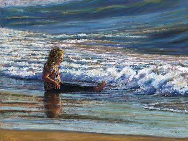 In The Waves, Pastel